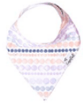 kit 6 Bandanas Coloridas Girl COPPER PEARL