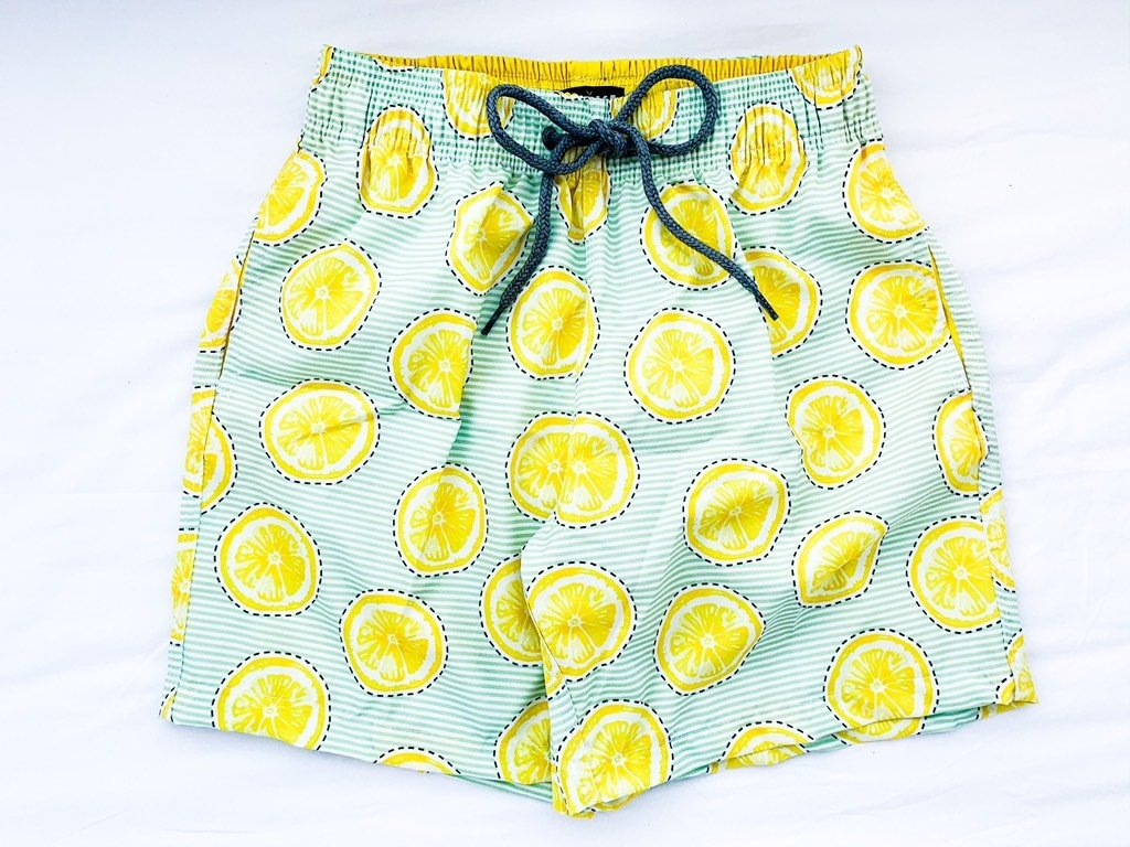 Short Baska Lemon