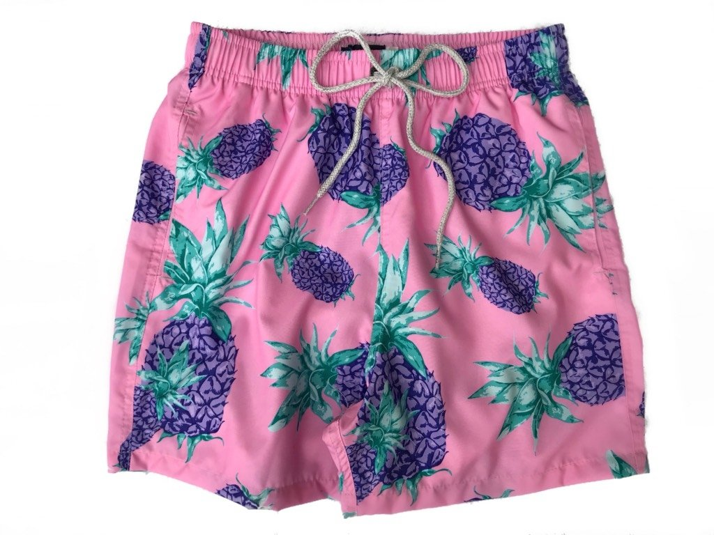 Short Baska Pineapples