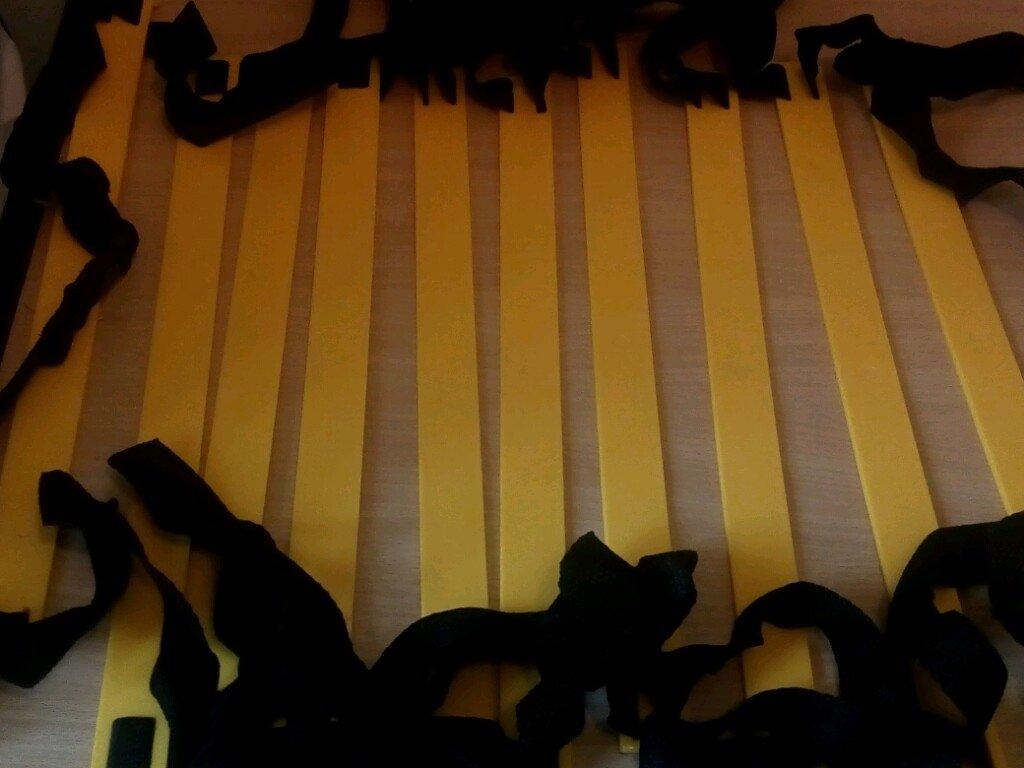 Escalera de coordinación drb 8 escaños