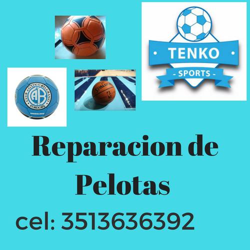 REPARACION DE PELOTAS