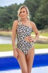 Body Animal Print Argola - comprar online