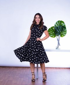 VESTIDO POA ref 30419 - Joy Fashion