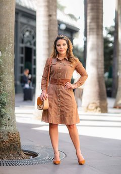 VESTIDO ref 11329 - Joy Fashion