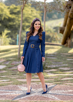 VESTIDO LADY DENIM ref 11688 na internet