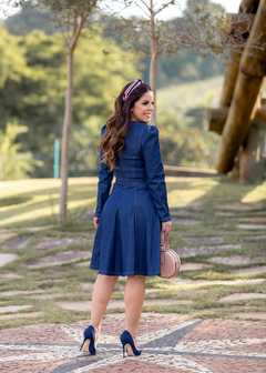 VESTIDO LADY DENIM ref 11688 - Joy Fashion