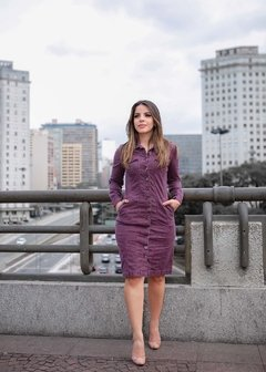 VESTIDO COLOR ref 11275 - Joy Fashion