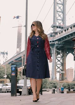 VESTIDO I LOVE NYC ref  11281 - Joy Fashion