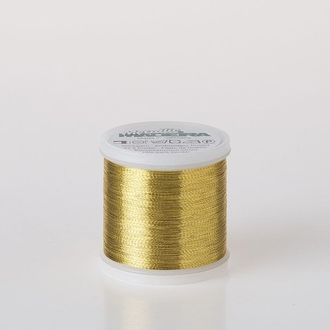 Hilo Metallic - Color Gold 4