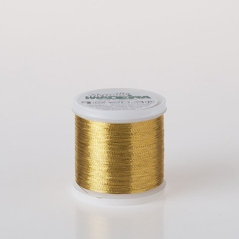 Hilo Metallic - Color Gold 7