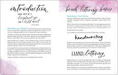 BRUSH LETTERING FROM A TO Z (idioma inglés) en internet