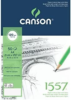 Pad Canson 1557 A4