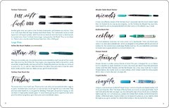 BRUSH LETTERING FROM A TO Z (idioma inglés) - comprar online