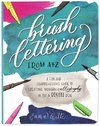 BRUSH LETTERING FROM A TO Z (idioma inglés)