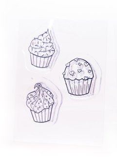 Clear Stamp Cakes