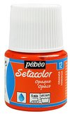 Setacolor Opaque Pebeo - 12 Orange 45ml. en internet