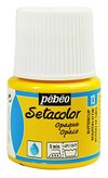 Setacolor Opaque Pebeo -  13 Buttercup 45ml. en internet