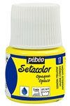 Setacolor Opaque Pebeo -  17 Lemon Yellow 45 ml. en internet