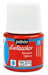 Setacolor Opaque Pebeo -  26 Vermillon 45 ml. en internet