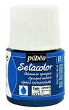 Setacolor Pebeo - Shimmer Opaque  (Tornasolado)-69 Electric Blue 45 ml. en internet