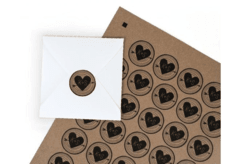 Papel Kraft Adhesivo Imprimible Silhouette - comprar online