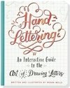 Libro Hand Lettering (idioma inglés)