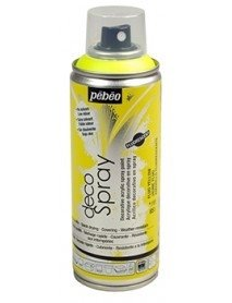DecoSpray Pebeo Color FLUO YELLOW 200ml. en internet
