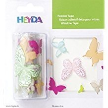 Window tape Heyda Mariposa