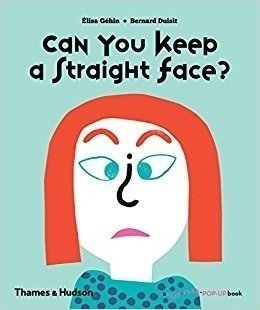 Can You Keep a Straight Face? (Flip Flap Pop-Up)