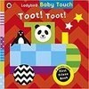 Baby Touch: Toot! Toot! A fold-out frieze book