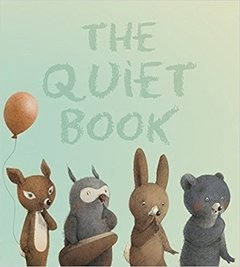 The Quiet Book - padded board book