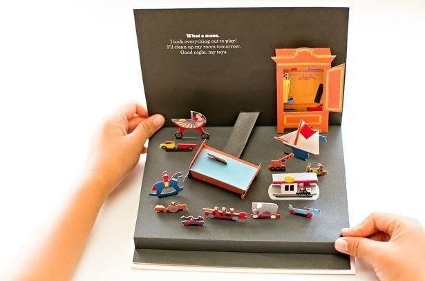 The Small World of Paper Toys en internet