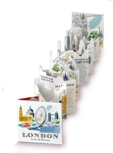 London: Panorama Pops : A Three-Dimensional Expanding City Skyline - comprar online