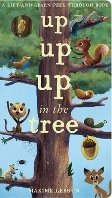 Up up up in the tree