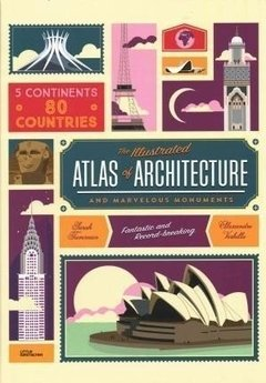 Atlas of Architecture and Marvellous Monuments