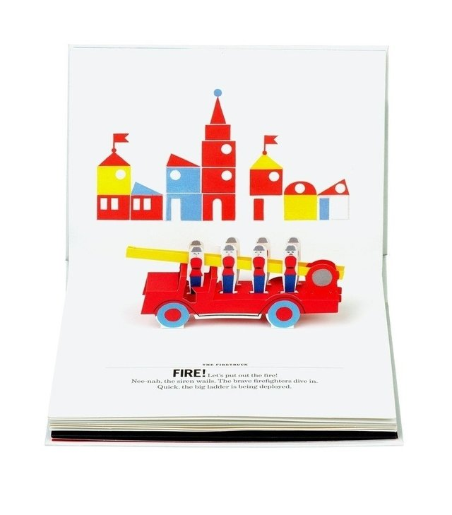The Small World of Paper Toys - El libro feroz