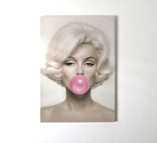 Marilyn Monroe - Chicle