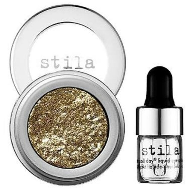 Stila - Vintage Black Gold