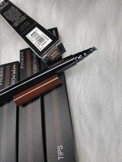 PHOERA - TATOOBROW - SOBRANCELHAS BLACK BROWN - Patty Imports