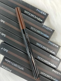 Imagem do PHOERA - TATOOBROW - SOBRANCELHAS BLACK BROWN