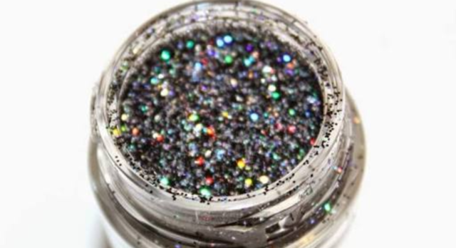 Mac - glitter 3d black na internet