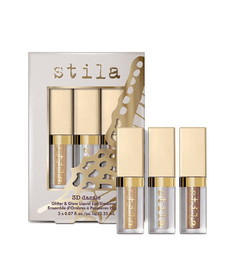 STILA - KIT 3D DAZZLE - GOLDEN GIRL - PERLINA - KITTEN KARMA