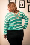 Sweater Lovers de hilo
