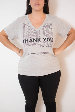 Remera thank you - comprar online