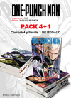 ONE PUNCH MAN 4 + 1 - comprar online