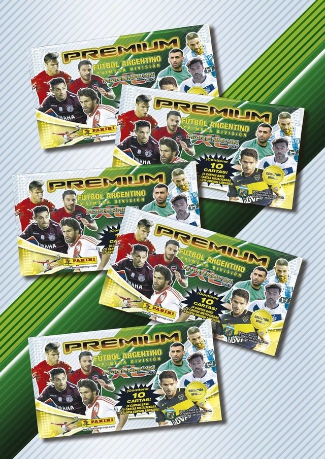 Pack 2 sobres Adrenalyn Premium