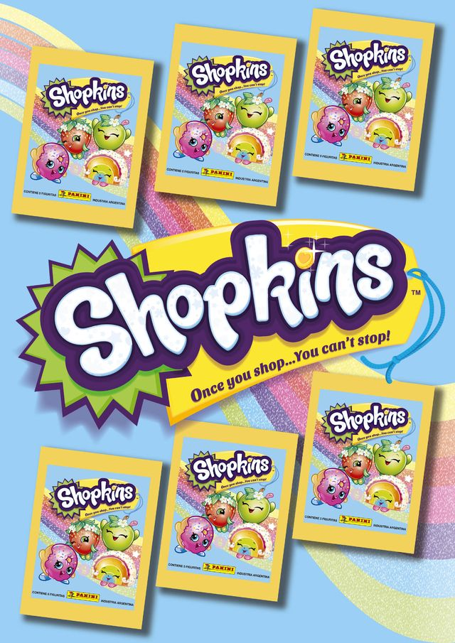 PACK 15 SOBRES SHOPKINS