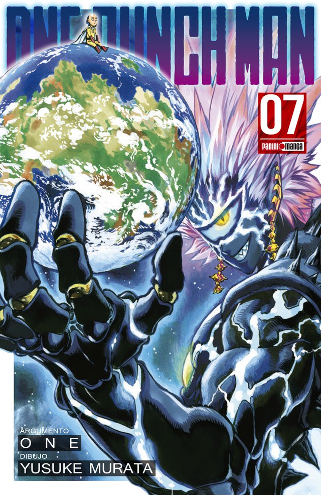One-Punch Man #7