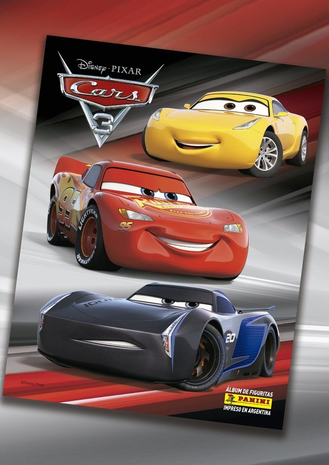 Álbum Cars 3