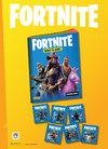 PACK INICIAL 1 Album + 50 sobres FORTNITE
